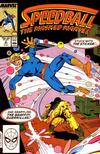 Cover Thumbnail for Speedball (1988 series) #2 [Direct]