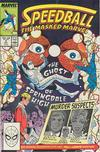 Cover Thumbnail for Speedball (1988 series) #4 [Direct]