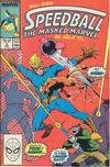 Cover for Speedball (Marvel, 1988 series) #5