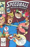 Cover for Speedball (Marvel, 1988 series) #9