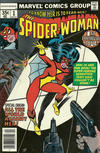 Cover for Spider-Woman (Marvel, 1978 series) #1