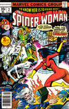 Cover for Spider-Woman (Marvel, 1978 series) #2