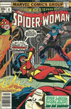 Cover for Spider-Woman (Marvel, 1978 series) #4