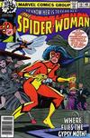 Cover for Spider-Woman (Marvel, 1978 series) #10 [Regular Edition]
