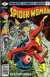 Cover for Spider-Woman (Marvel, 1978 series) #17 [Direct]