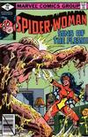 Cover for Spider-Woman (Marvel, 1978 series) #18 [Direct]