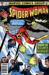Cover for Spider-Woman (Marvel, 1978 series) #21 [Newsstand]