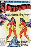Cover for Spider-Woman (Marvel, 1978 series) #25 [Direct]