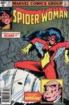 Cover for Spider-Woman (Marvel, 1978 series) #26 [Newsstand]