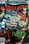 Cover for Spider-Woman (Marvel, 1978 series) #27 [Newsstand]