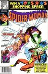 Cover for Spider-Woman (Marvel, 1978 series) #31 [Newsstand]