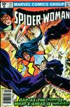 Cover for Spider-Woman (Marvel, 1978 series) #34 [Newsstand]
