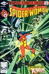 Cover for Spider-Woman (Marvel, 1978 series) #38 [Direct]