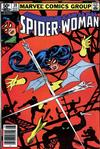 Cover for Spider-Woman (Marvel, 1978 series) #39 [Newsstand]