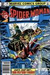 Cover for Spider-Woman (Marvel, 1978 series) #40 [Newsstand]