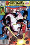 Cover for Spider-Woman (Marvel, 1978 series) #41 [Newsstand]
