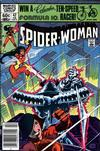 Cover for Spider-Woman (Marvel, 1978 series) #42 [Newsstand]