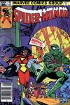 Cover for Spider-Woman (Marvel, 1978 series) #45 [Newsstand]