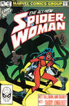 Cover for Spider-Woman (Marvel, 1978 series) #47 [Direct]