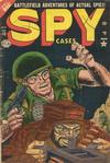 Cover for Spy Cases (Marvel, 1951 series) #13
