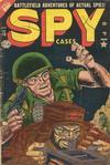 Cover for Spy Cases (Marvel, 1951 series) #13