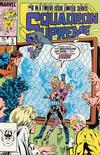 Cover for Squadron Supreme (Marvel, 1985 series) #5 [Direct]