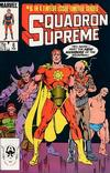 Cover for Squadron Supreme (Marvel, 1985 series) #6 [Direct]