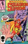 Cover for Squadron Supreme (Marvel, 1985 series) #7 [Direct]