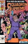 Cover for Squadron Supreme (Marvel, 1985 series) #9 [Direct]