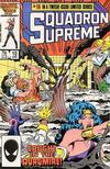 Cover for Squadron Supreme (Marvel, 1985 series) #10 [Direct]