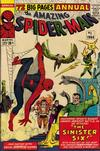 Cover for The Amazing Spider-Man Annual (Marvel, 1964 series) #1
