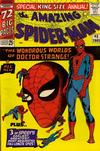 Cover for The Amazing Spider-Man Annual (Marvel, 1964 series) #2
