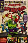 Cover for The Amazing Spider-Man Annual (Marvel, 1964 series) #3