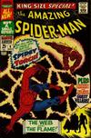 Cover for The Amazing Spider-Man Annual (Marvel, 1964 series) #4