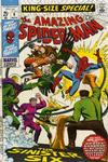 Cover for The Amazing Spider-Man Annual (Marvel, 1964 series) #6