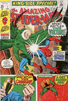 Cover for The Amazing Spider-Man Annual (Marvel, 1964 series) #7