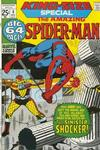 Cover for The Amazing Spider-Man Annual (Marvel, 1964 series) #8