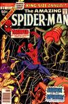 Cover for The Amazing Spider-Man Annual (Marvel, 1964 series) #11