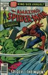 Cover for The Amazing Spider-Man Annual (Marvel, 1964 series) #12