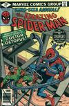 Cover for The Amazing Spider-Man Annual (Marvel, 1964 series) #13 [Direct]