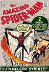 Cover for The Amazing Spider-Man (Marvel, 1963 series) #1