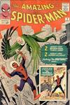 Cover Thumbnail for The Amazing Spider-Man (1963 series) #2 [Regular Edition]