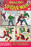 Cover Thumbnail for The Amazing Spider-Man (1963 series) #4 [Regular Edition]
