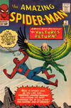 Cover for The Amazing Spider-Man (Marvel, 1963 series) #7 [Regular Edition]