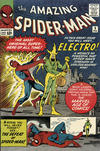Cover for The Amazing Spider-Man (Marvel, 1963 series) #9 [Regular Edition]