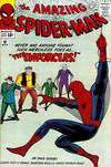 Cover for The Amazing Spider-Man (Marvel, 1963 series) #10 [Regular Edition]