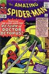 Cover for The Amazing Spider-Man (Marvel, 1963 series) #11 [Regular Edition]