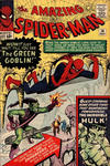 Cover for The Amazing Spider-Man (Marvel, 1963 series) #14 [Regular Edition]