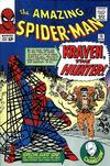 Cover for The Amazing Spider-Man (Marvel, 1963 series) #15 [Regular Edition]