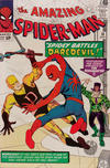 Cover for The Amazing Spider-Man (Marvel, 1963 series) #16 [Regular Edition]